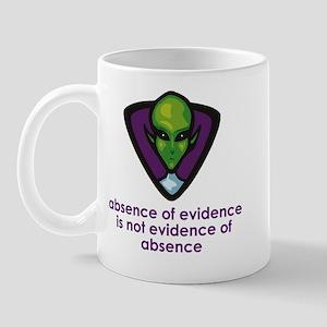 Aliens Exist Mug