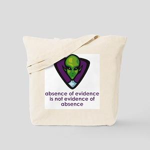 Aliens Exist Tote Bag