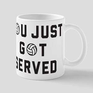 You Just Got Served 11 oz Ceramic Mug