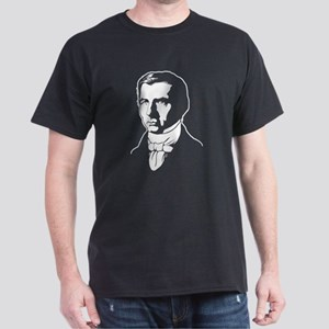 Claude Frederic Bastiat Dark T-Shirt