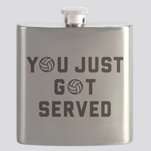 You Just Got Served Flask