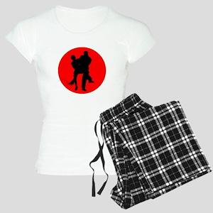 Red Moon Dancers Women's Light Pajamas