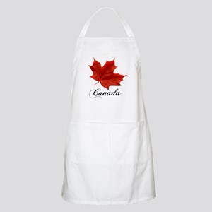 Show your pride in Canada Apron