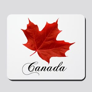 Show your pride in Canada Mousepad