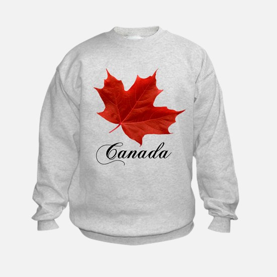 Show your pride in Canada Sweatshirt