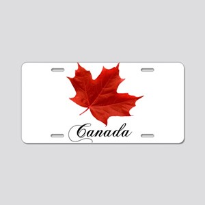 Show your pride in Canada Aluminum License Plate
