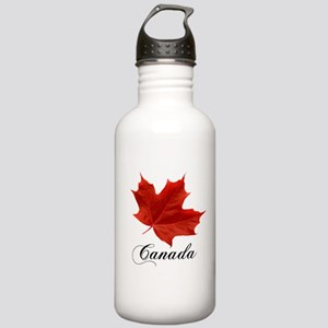 Show your pride in Canada Stainless Water Bottle 1