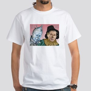 If I Only Had a Brain T-shirt (white)