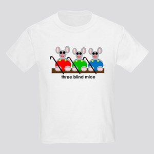 Three Blind Mice Kids T-Shirt