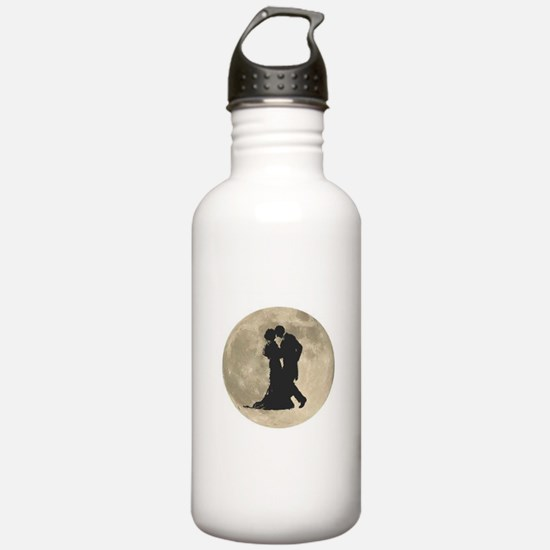 Ballroom Moon Dancers Water Bottle