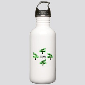 Contra Corners Stainless Water Bottle 1.0L