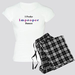Improper Dances Women's Light Pajamas