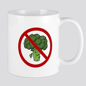 No Broccoli Mug