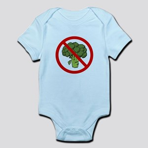 No Broccoli Infant Bodysuit