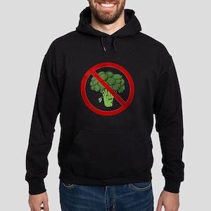 No Broccoli Hoodie (dark)