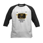 Super Bass Kids Baseball Jersey