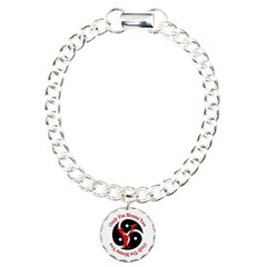 Yes Means Yes in BDSM Bracelet