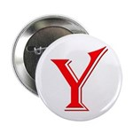 "Y - Yes Means Yes 2.25"" Button (10 pack)"