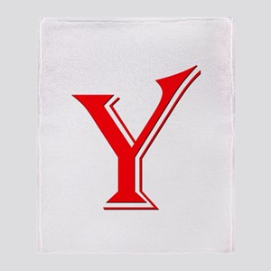 Y - Yes Means Yes Throw Blanket