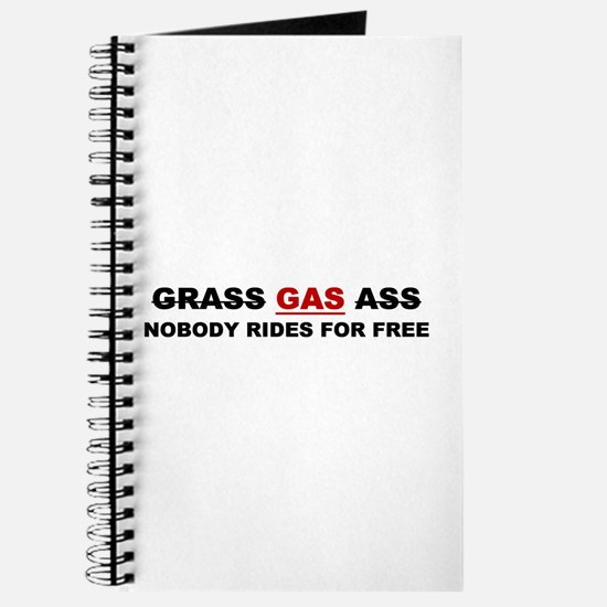 "GRASS ""GAS"" ASS Journal"