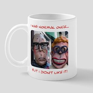 I Use To Be Normal Mug