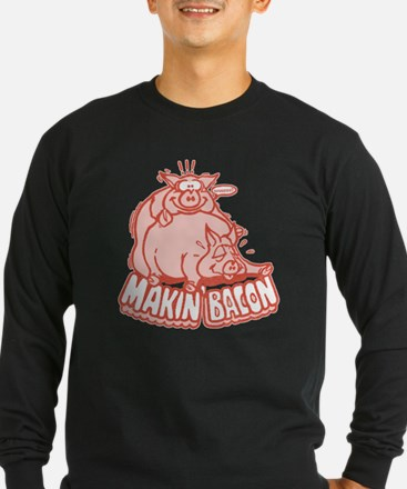 Makin Bacon Pigs T