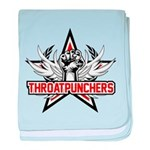 ThroatPunchers baby blanket