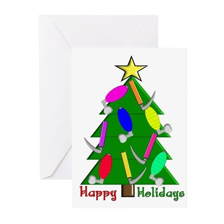 Respiratory Therapy 2011 Greeting Cards (Pk of 10)
