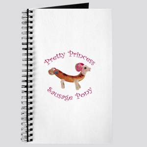Pretty Princess Sausage Pony Secret Diary