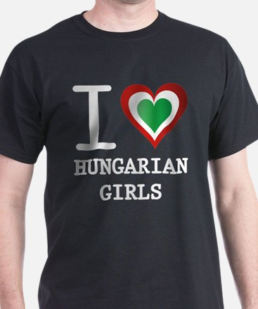I love Hungary T-Shirt