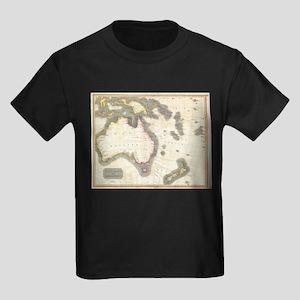 Vintage Map of Australia (1814) T-Shirt