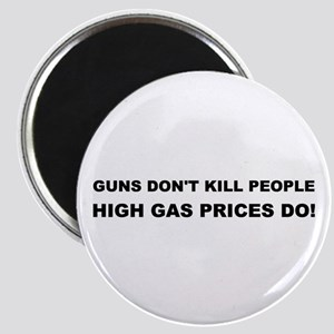 High Gas Prices Magnet