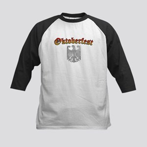 Oktoberfest German Deutsch Kids Baseball Jersey