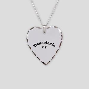 Dancelexia Necklace Heart Charm