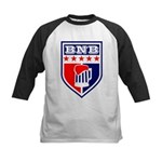Bad News Beers Kids Baseball Jersey