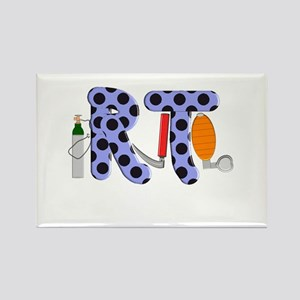 Respiratory Therapy 9 Rectangle Magnet