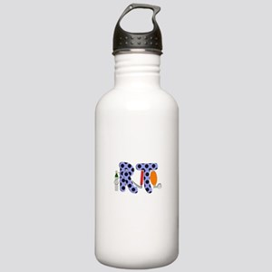 Respiratory Therapy 9 Stainless Water Bottle 1.0L