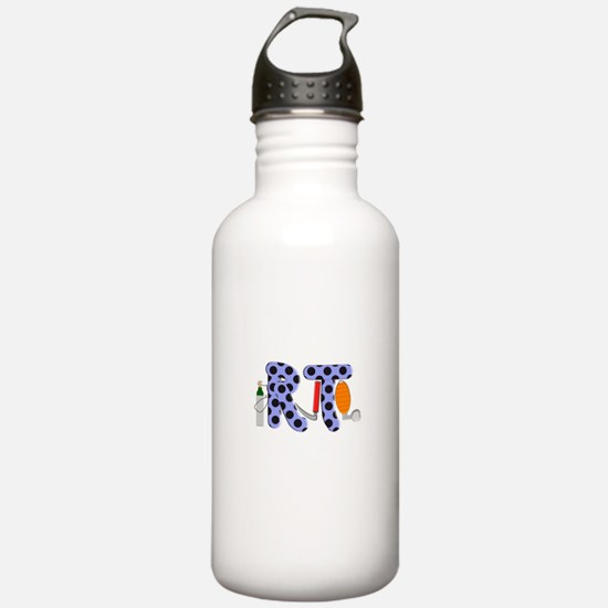 Respiratory Therapy 9 Water Bottle