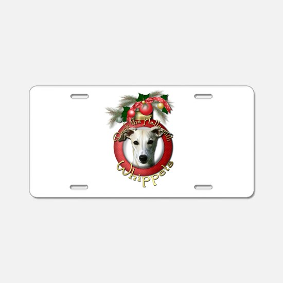 Christmas - Deck the Halls - Whippets Aluminum Lic