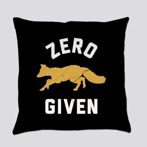 Zero Fox Given Everyday Pillow
