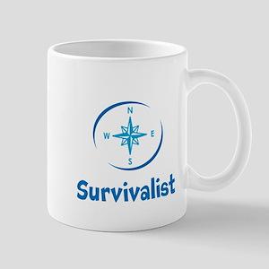 Survivalist Mug