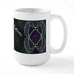 Love is Infinite Large Mug