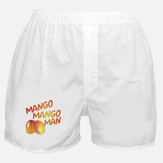 Unique Melon Boxer Shorts