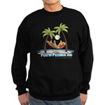 Cool Mexican T-Shirts Sweatshirt (dark)