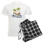 Cool Mexican T-Shirts Men's Light Pajamas
