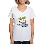 Cool Mexican T-Shirts Women's V-Neck T-Shirt