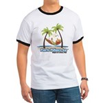 Cool Mexican T-Shirts Ringer T