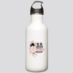 Body and Soul Stainless Water Bottle 1.0L