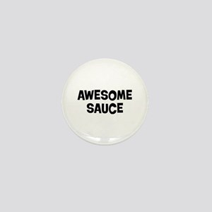 Awesome Sauce Mini Button