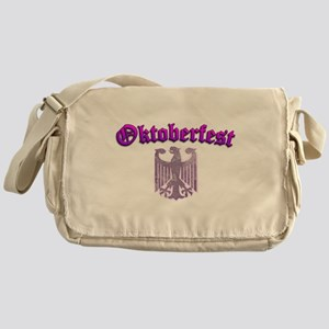 Oktoberfest German Deutsch W Messenger Bag